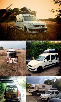 Small Camper Vans, Small Campers, Mini Camper, Camper Life, Truck Camper, Micro Campers, Retro Campers For Sale, Land Rover Defender, Campervans For Sale