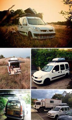 Small Camper Vans, Small Campers, Mini Camper, Camper Life, Truck Camper, Micro Campers, Retro Campers For Sale, Campervans For Sale, Berlingo Camper