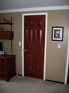 Check Out This Did It Myself Project! Gel StainsInterior DoorsDoor ...