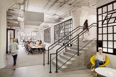 Airbnb Zentrale in San Francisco / WRNS Studio #Büro