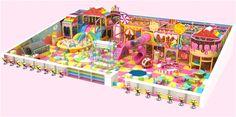 детский игровой лабиринт для детского сада под заказ HAS-0216 от производители