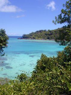 #Praslin Island - Seychelles, anse Petite Cour