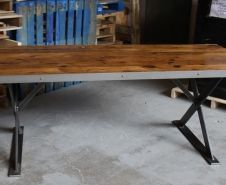 Threshing-Board-Table-On-X-Base