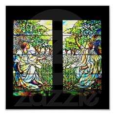 Poster-Stained Glass-Tiffany 13