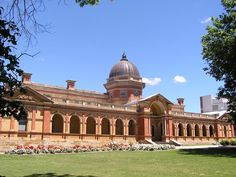 Goulburn, New South Wales, Australia Court House opened 1887.