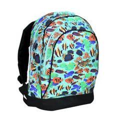 Wildkin Tropcial Fish Sidekick Backpack $28.99