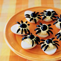 Spooky spider eggs