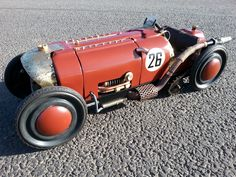 Built by Niks Nujs Holland Auto F1, Wooden Toy Cars, Miniature Cars, Scrap Metal Art, Soap Boxes, Woodworking For Kids, Kids Ride On, Junk Art, Pedal Cars