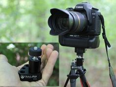 TrailPix Ultralight Tripod by NV8 Design — Kickstarter.  TrailPix Ultralight Tripod is the first full-size tripod you will actually enjoy carrying and using when you are in the great outdoors