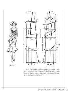 【裁剪书籍】服装裁剪实用手册(上装篇)