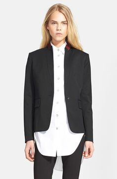 Check out my latest find from Nordstrom: http://shop.nordstrom.com/S/4016006  rag & bone rag & bone 'Archer' One-Button Wool Blend Blazer  - Sent from the Nordstrom app on my iPhone (Get it free on the App Store at http://itunes.apple.com/us/app/nordstrom/id474349412?ls=1&mt=8)