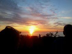 Sonnenuntergang Ahrenshoop