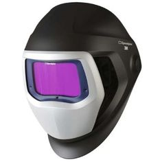 """9100 Series Welding Helmet With 9100XX 2.8"""" X 4.2"""" Shades 5 And 8 - 13 Auto Darkening Lens And Side Windows - Amazon.com"""