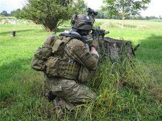 U.S. Army SF/ODA