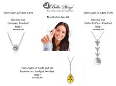 Bella Shaye In Home Party Hostess Special For May Blog Partiesfashion Jewelry