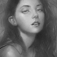 2hr study by Zudarts Lee on ArtStation.