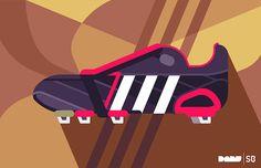 Illustrated history of Adidas Predator