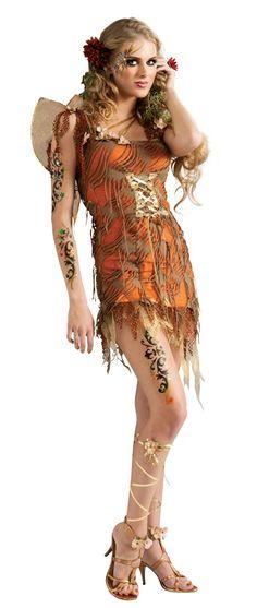 Sexy Harvest Moon Fairy Costume - Fairy Costumes