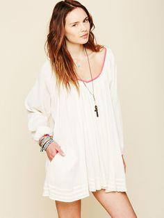 Free People Capri Mini Dress, $175.00