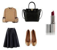 """""""Untitled #5"""" by adelezohar on Polyvore featuring Michael Kors, Tory Burch and Valentino"""
