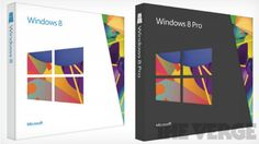 Microsoft Windows 8 retail packaging revealed - TechSpot News