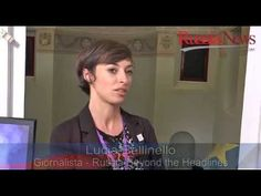 Intervista a Lucia Bellinello Giornalista - Russia Beyond the Headlines