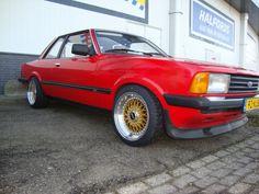 "Cortina Mk5 on 16"" BBS RS wheels"