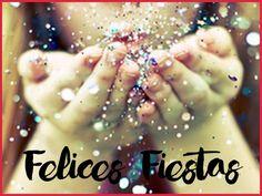 Rock´n´Rayas os desea FELICES FIESTAS!!🥂 Gracias por acompañarnos un año más.☺ Sed felices!!✨ Happy Holi, Being Happy, Thanks