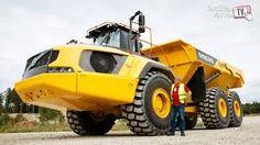 Volvo articulated dump truck - first test drive Welding Courses, Volvo Trucks, Dump Trucks, Education And Training, Training Center, Custom Trucks, Health And Safety, Driving Test, Monster Trucks