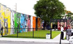 Conheça o bairro de Miami que é um museu de street art a céu aberto
