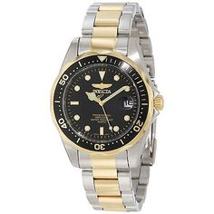 6006987550_invicta_men_s_8934__pro_diver_collection__two_tone_stainless_steel_watch Deals on eBay | Best deals and Free shipping