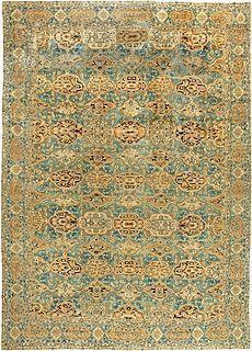 A Persian Kirman Rug  BB6046