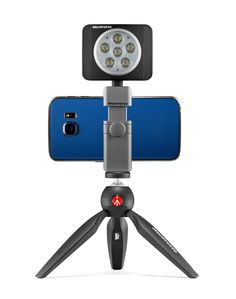 TwistGrip universal smartphone clamp | MSCLAMP | Manfrotto