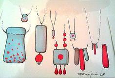 Egy ékszer | panyizsuzsi blog: magyar iparművész ezüst ékszerek, egyedi design üvegékszerek, gyermekékszerek