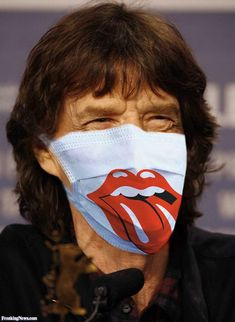 Gallery of photoshopped pictures via Freaking News Mick Jagger, Rolling Stones Logo, Like A Rolling Stone, Moves Like Jagger, Stone Pictures, Rock Legends, Keith Richards, Rock Bands, Music Artists