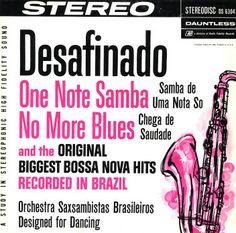 Orchestra Saxsambistas Brasileiros Desafinado