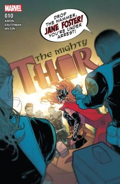 Check out The Mighty Thor (2015-) #10 on @comixology