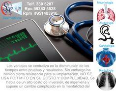 El futuro de la medicina, la telemedicina