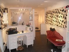 grooming salon shed ideas - Google Search