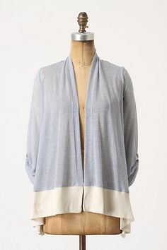 Love this cardigan from Anthropologie! Just one more dress size to lose!