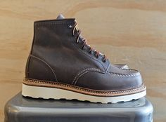 Footwear On Pinterest Red Wing Red Wing Boots And Red
