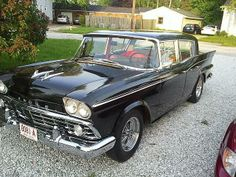 1959 AMC Rambler this is the car i rely rely love to own one day