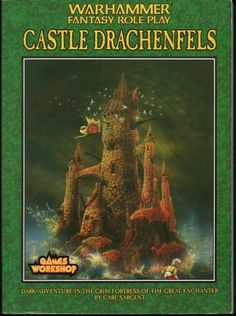 Castle Drachenfels was an awesome Novel. As for a Warhammer Fantasy Roleplay Module - it just wasn't nearly as good.