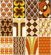 70s Patterns. Ugly? Awesome!