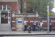 London Daily Photo: Chelsea Bus Stop