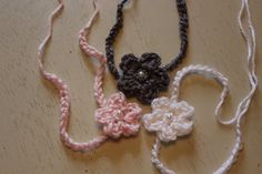 Baby Girl Headbands-Set of 3 - OMG, these are so cute!!