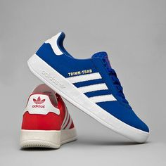 Adidas originals introduces Trimm-Trab