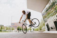 'We are traffic', fotografie voor de rechten van fietsers
