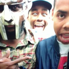 MF Doom, Tyler, & Earl