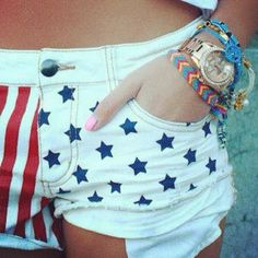 REALLY want these for Fourth of July......